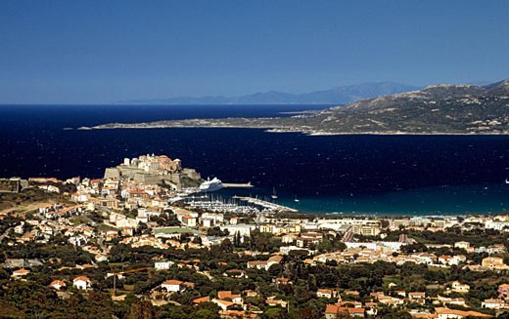 Stock Photo: 1889R-32839 Calvi, Corsica, France
