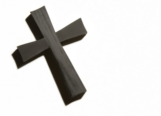 Stock Photo: 1889R-4665 Cross