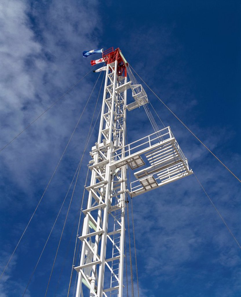Drilling Rig : Stock Photo