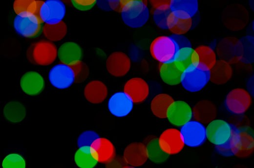 Colorful dots : Stock Photo