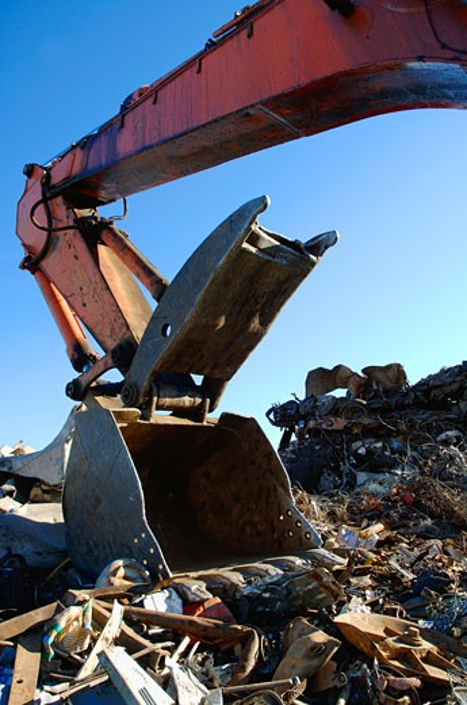 Stock Photo: 1889R-7716 Heavy Equipment