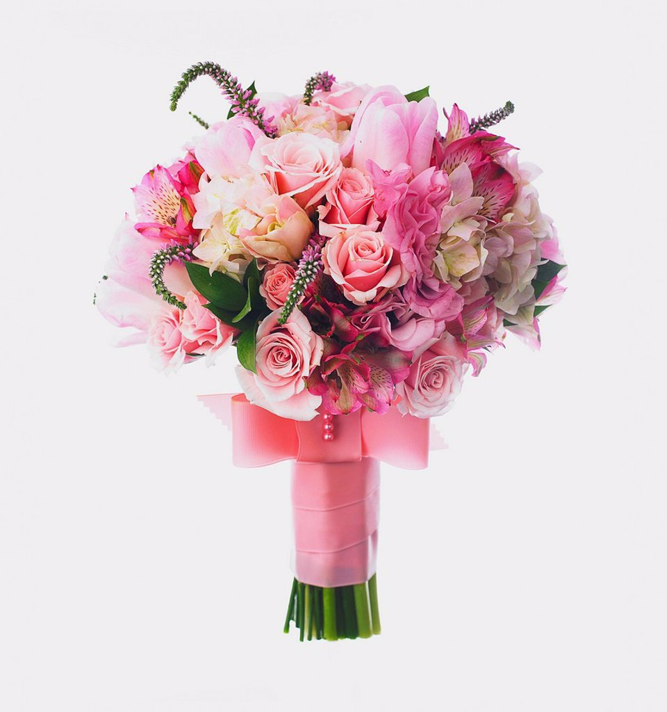 Stock Photo: 1889R-84697 Bouquet of flowers