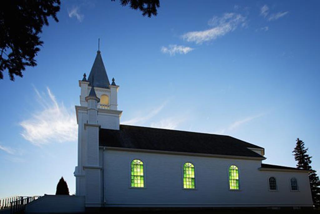 Church exterior : Stock Photo