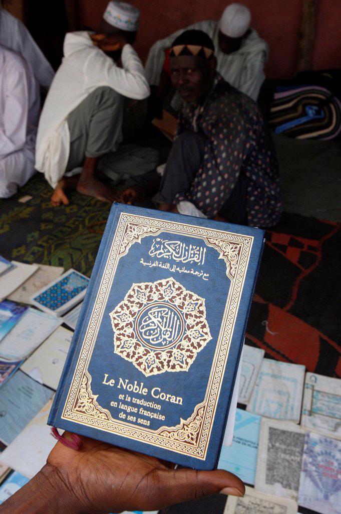 Koran, Lome, Togo, West Africa, Africa : Stock Photo
