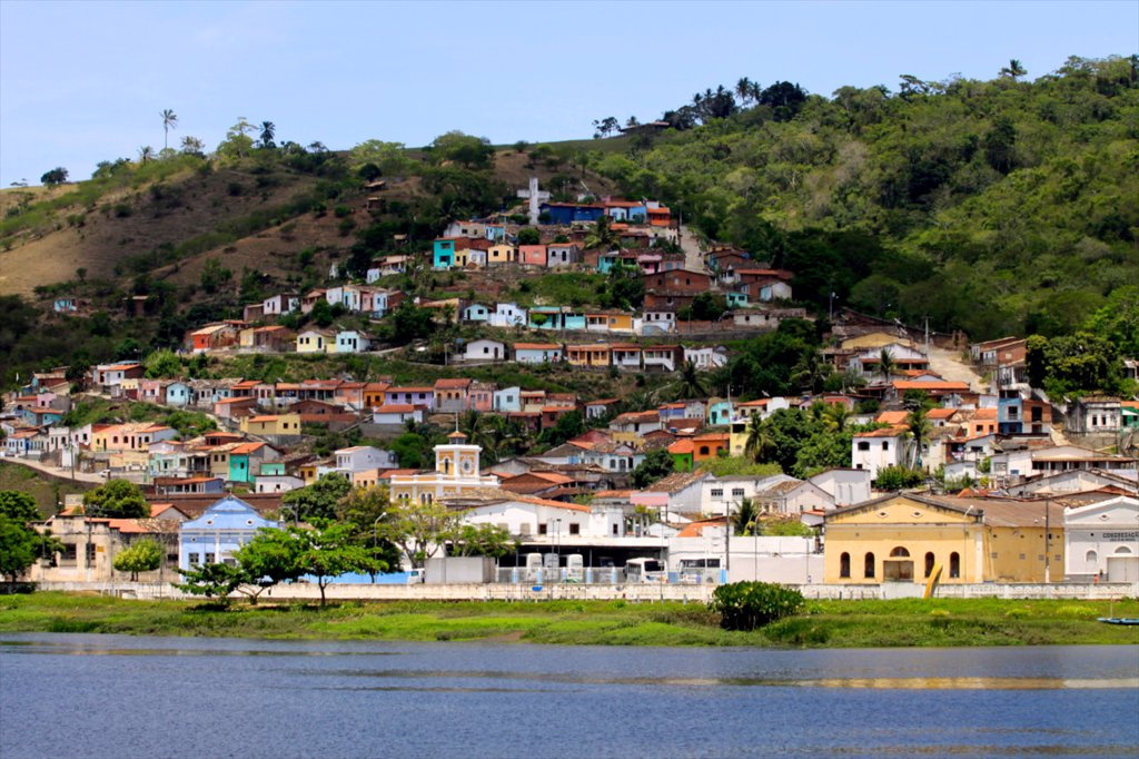 Stock Photo: 1890-111836 In the small town of Praia do Forte, on the coast of Salvador de Bahia, Brazil, South America