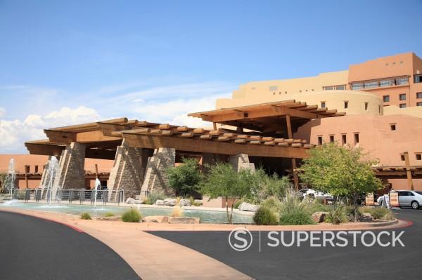 Stock Photo: 1890-114239 Sandia Resort and Casino, Albuquerque, New Mexico, United States of America, North America