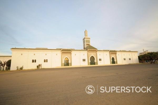 The Grand Mosque, Dakar, Senegal, West Africa, Africa : Stock Photo