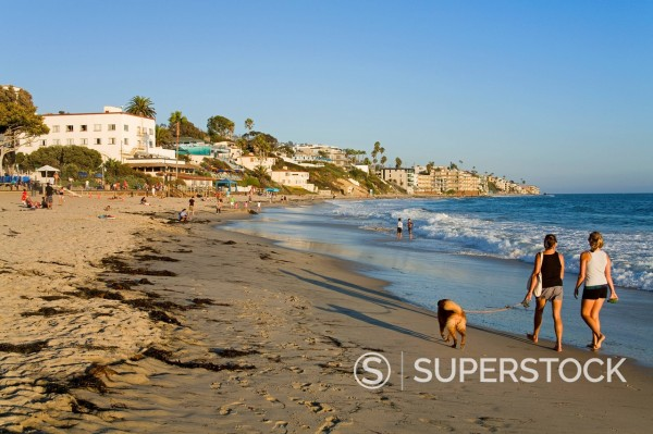 Stock Photo: 1890-127272 Laguna Beach, Orange County, California, United States of America, North America