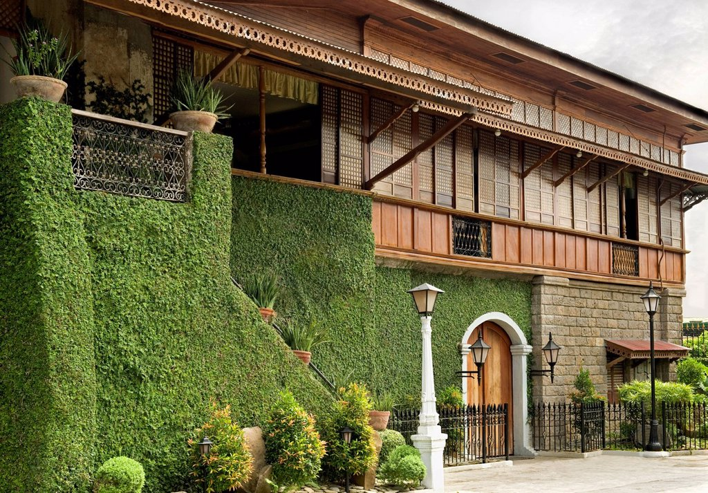 The Pastor Heritage House dating from 1883, a classic Filipino style Bahay na bato in Batangas, Philippines, Southeast Asia, Asia : Stock Photo