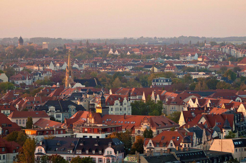 Leipzig, Saxony, Germany, Europe : Stock Photo