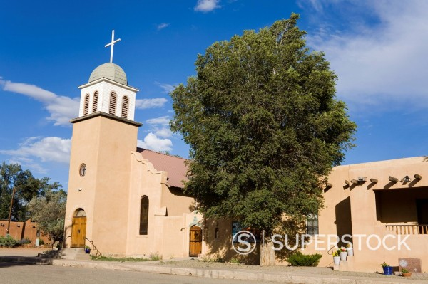 Madrid, New Mexico, United States of America, North America : Stock Photo
