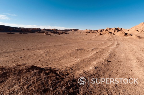 Stock Photo: 1890-137032 Valle de la Luna Valley of the Moon, Atacama Desert, Chile, South America