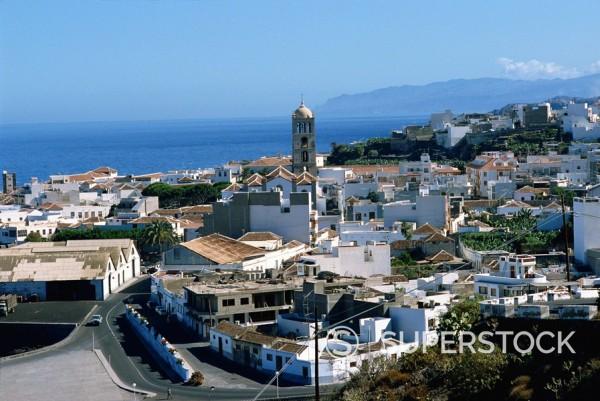 Garachio, Tenerife, Canary Islands, Spain, Atlantic Ocean, Europe : Stock Photo
