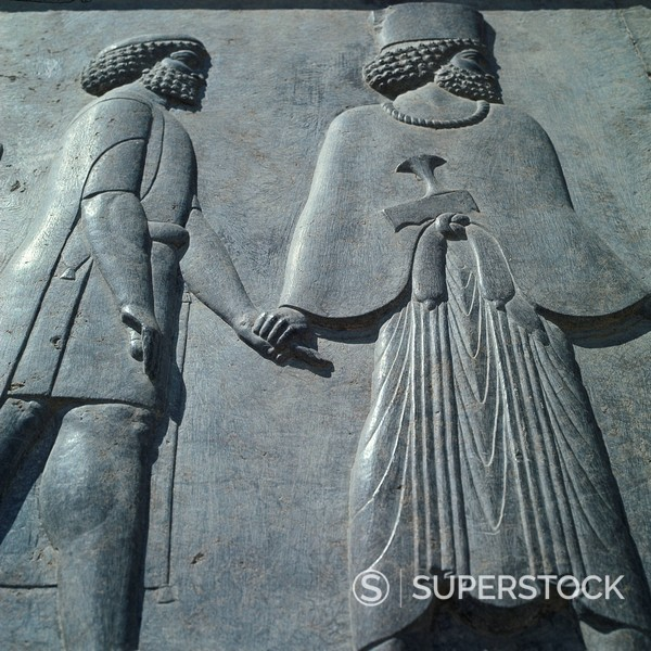 Stock Photo: 1890-1632 Persepolis, UNESCO World Heritage Site, Iran, Middle East