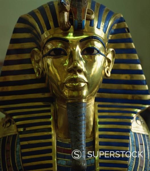 Stock Photo: 1890-19207 Tutankhamun, Egypt, North Africa, Africa