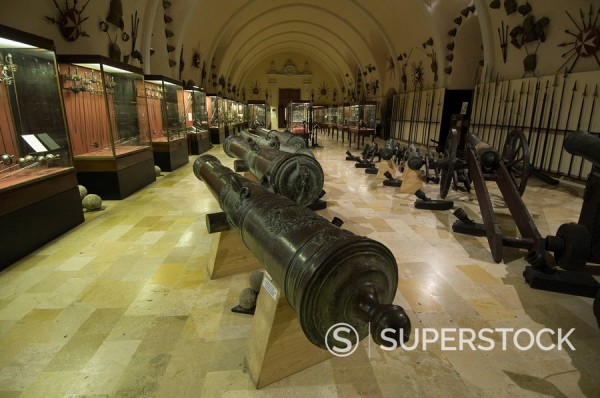 The Armory, Grand Master´s Palace, Valletta, Malta, Europe : Stock Photo
