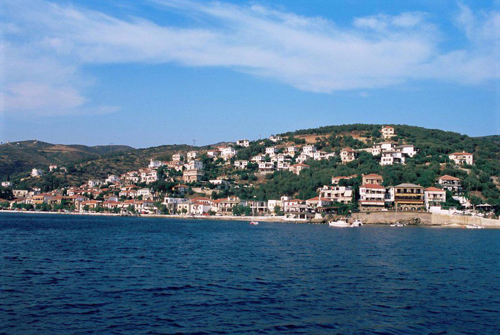 Afissos, Pelion, Greece, Europe : Stock Photo