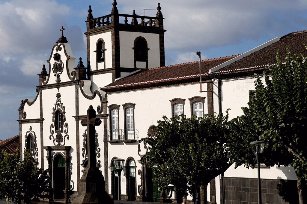 Stock Photo: 1890-44033 Vila Franca do Campo, Sao Miguel Island, Azores, Portugal, Europe