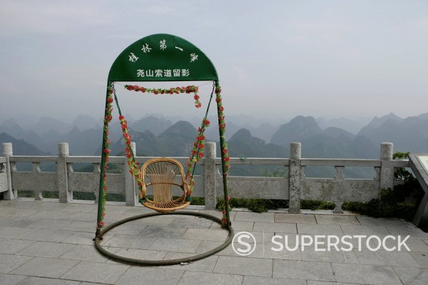Guilin, Guangxi Province, China, Asia : Stock Photo