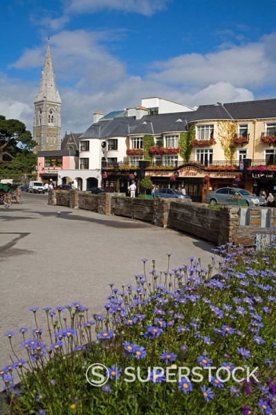 Stock Photo: 1890-58493 Killarney Town, County Kerry, Munster, Republic of Ireland, Europe