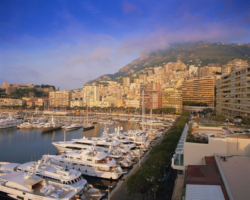Stock Photo: 1890-63701 Monte Carlo, Monaco, Cote d´Azur, Europe