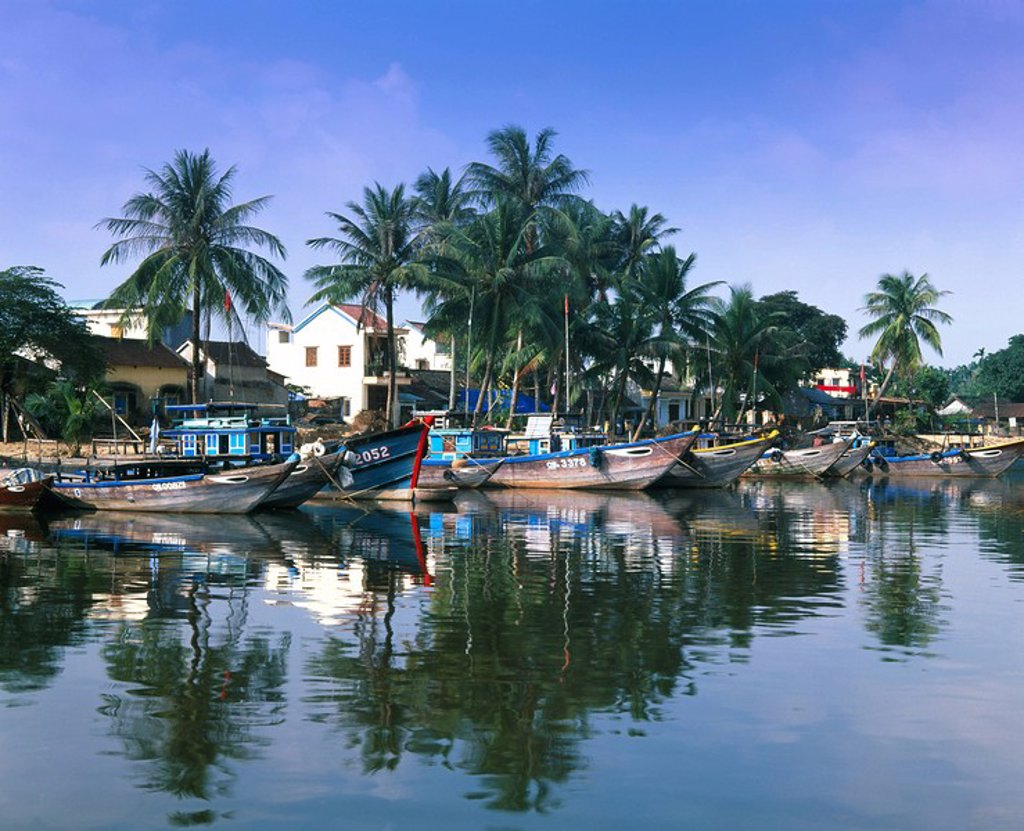 Hoi An, Central Vietnam, Vietnam, Indochina, Southeast Asia, Asia : Stock Photo