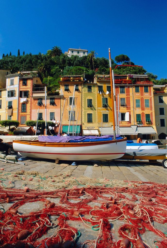Stock Photo: 1890-67356 Portofino, Liguria, Italy, Europe