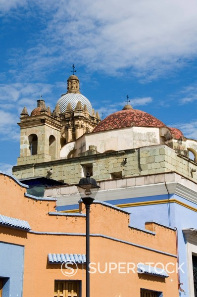 Oaxaca City, Oaxaca, Mexico, North America : Stock Photo