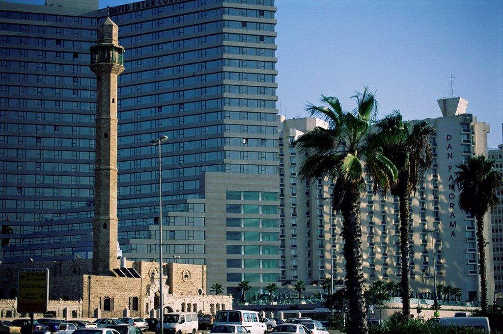 Stock Photo: 1890-73979 Tel Aviv, Israel, Middle East