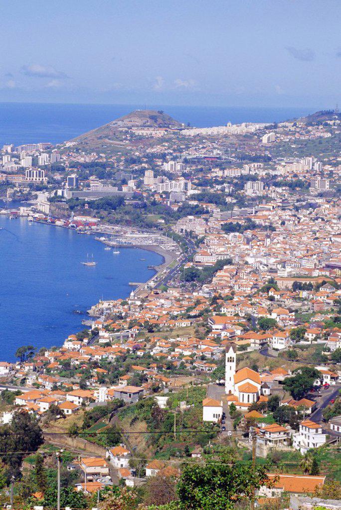 Stock Photo: 1890-75954 Funchal, Madeira