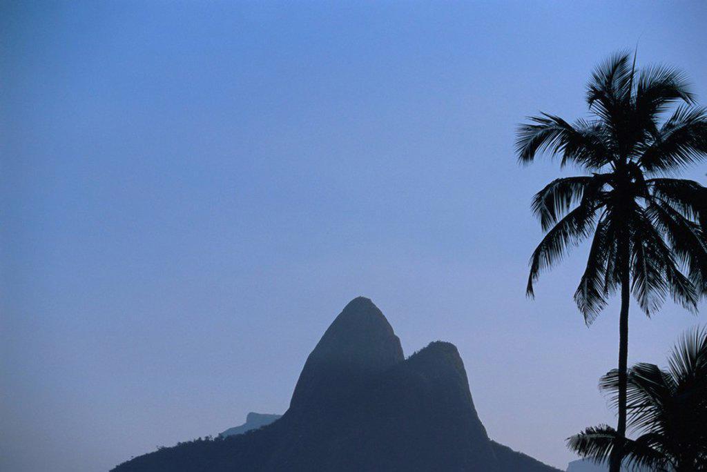 Stock Photo: 1890-76656 Rio de Janeiro, Brazil, South America