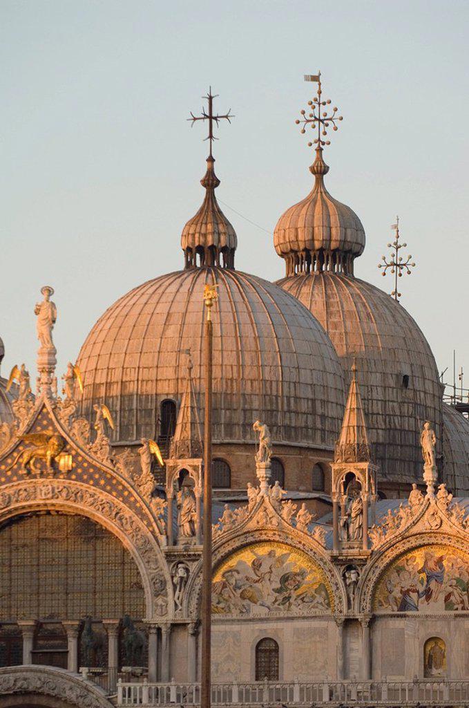 Basilica di San Marco, Venice, Italy : Stock Photo