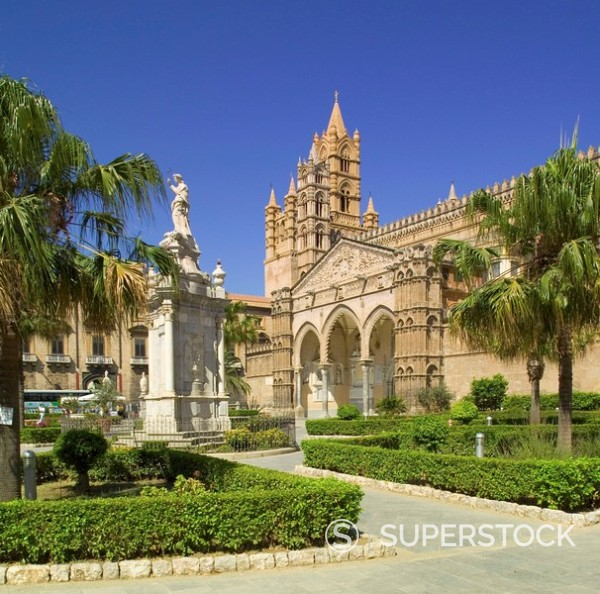 Stock Photo: 1890-92588 Palermo, Sicily, Italy, Europe