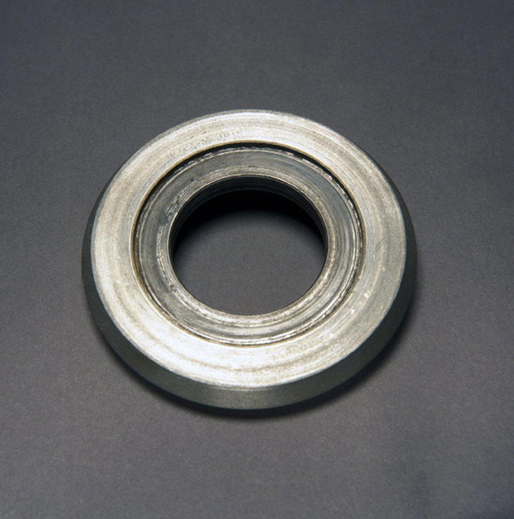 Stock Photo: 1895-11839 Cutting wheel, c 1996.