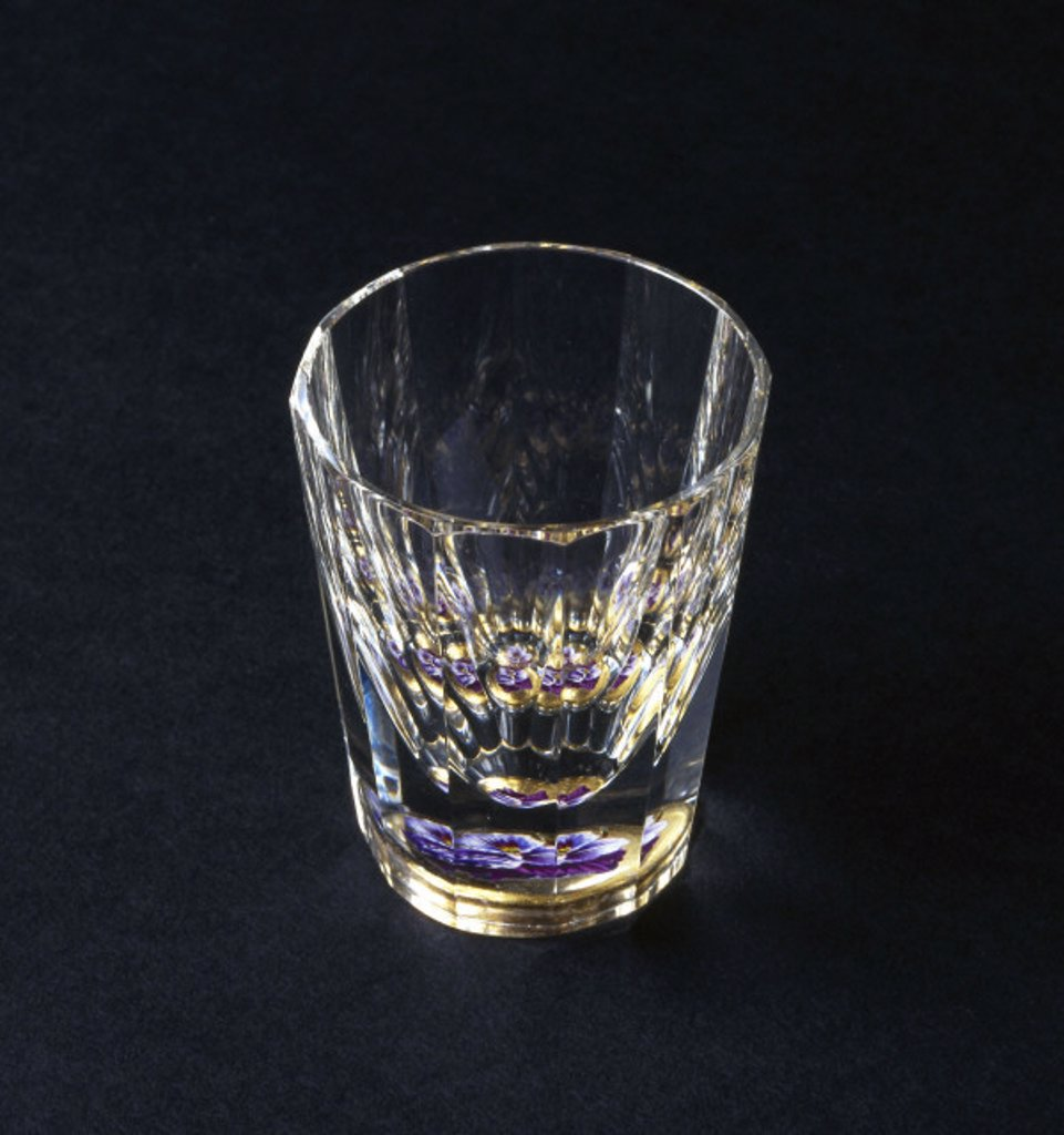 Stock Photo: 1895-13081 Multiplying glass, 1840-1850.