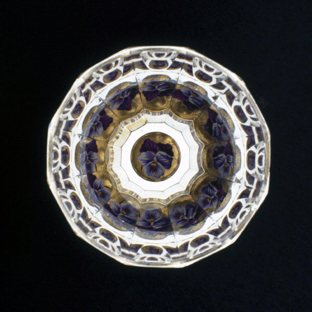Multiplying glass, 1840-1850. : Stock Photo