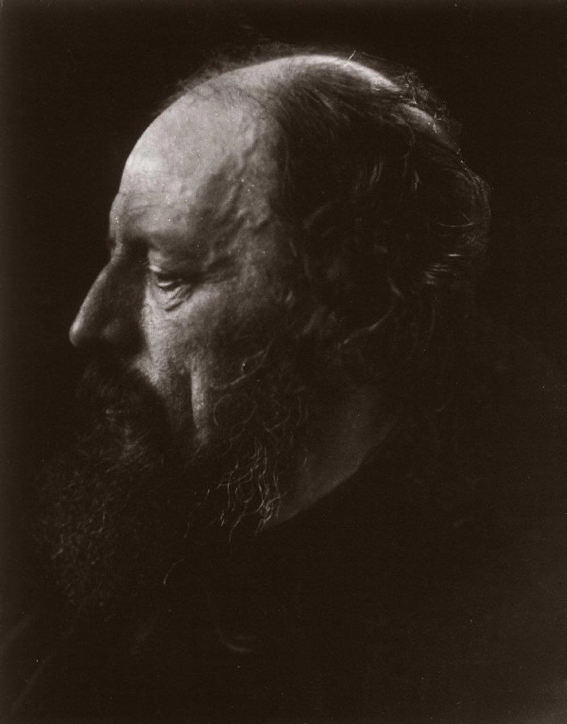 Stock Photo: 1895-14816 ´Alfred Tennyson´, 1866.