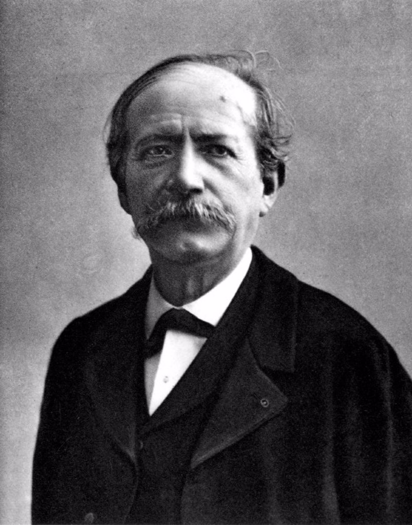 Pierre-Eugene Marcellin Berthelot, French chemist and politician, c 1890s. : Stock Photo