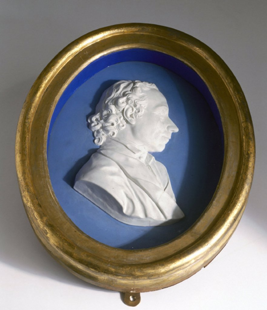 Stock Photo: 1895-20492 Joseph Priestley, English-American theologian and chemist, c 1770-1800.