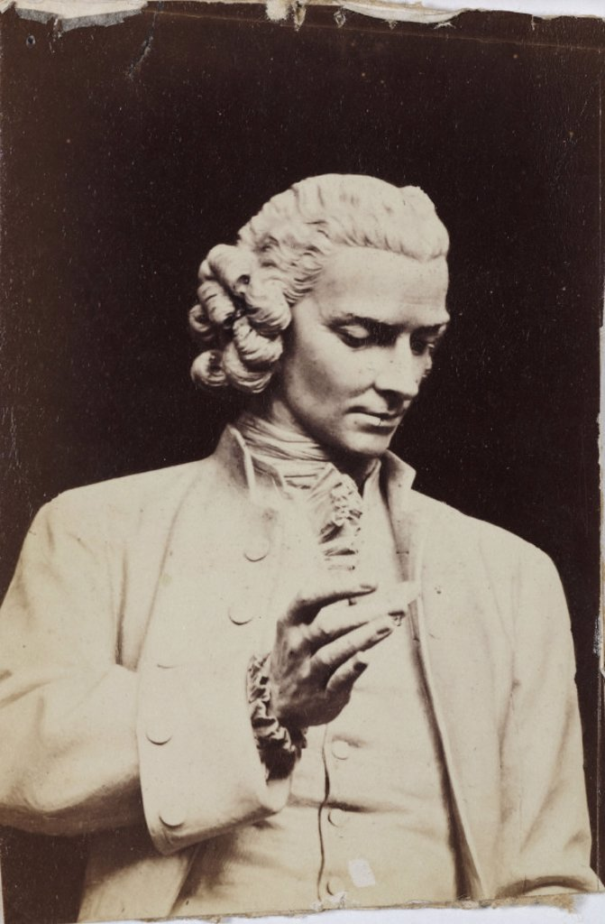 Stock Photo: 1895-22493 Joseph Priestley, English-American theologian and chemist, c 1775.