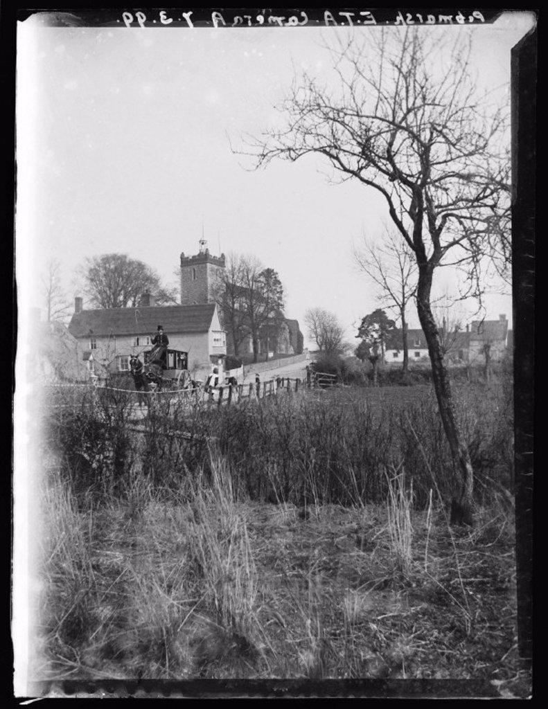 Stock Photo: 1895-34527 'Pebmarsh', 1899