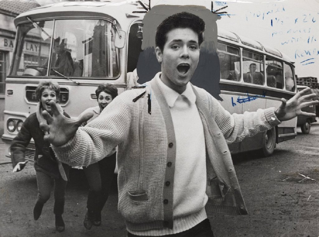Cliff Richard, 1963. : Stock Photo
