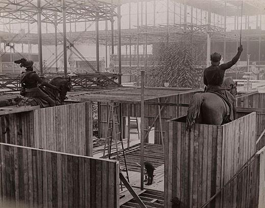 Crystal Palace Festival of Empire, c 1911 : Stock Photo