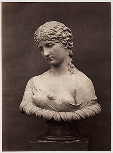 'Clytie', 1854-1858 : Stock Photo