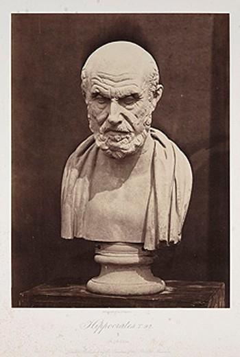 'Hippocrates  T 92', 1854-1858 : Stock Photo