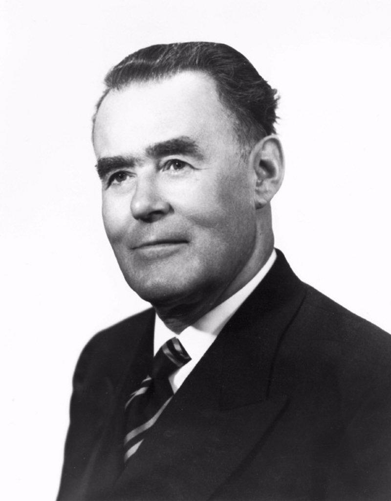 Arthur James Amos. : Stock Photo
