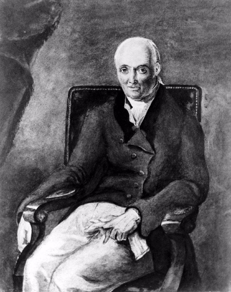 Christopher Blackett, 1780-1830. : Stock Photo