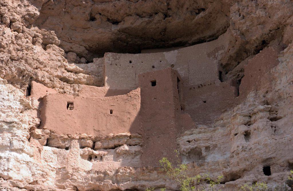 Montezuma Castle, Arizona, USA : Stock Photo