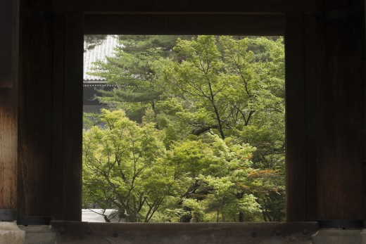 Stock Photo: 1897R-10544 Nanzenji Temple, Kyoto, Japan