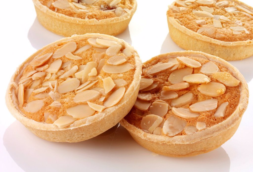 Bakewell Tarts : Stock Photo
